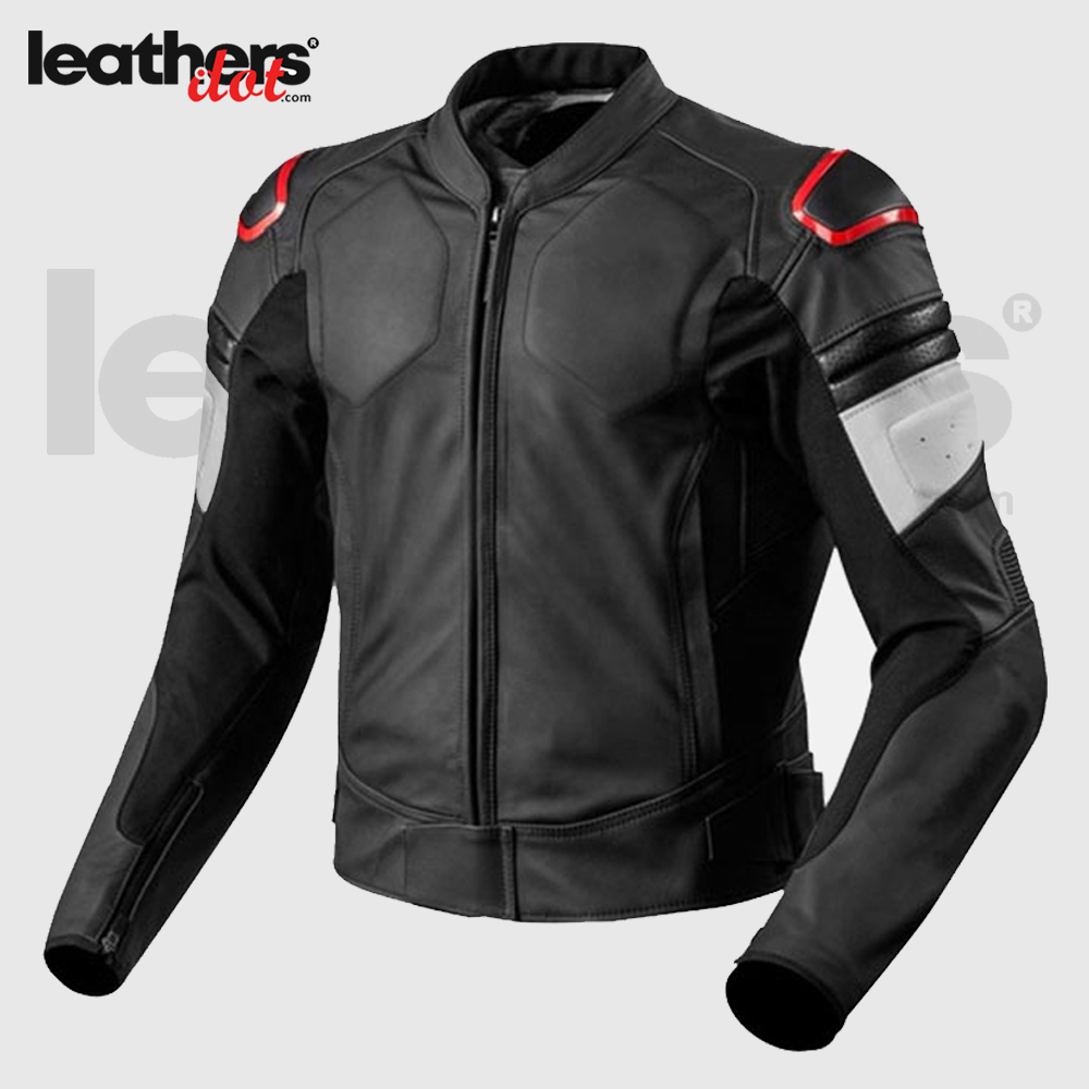 2021 Motorcycle Racing Leather Riding Jacket