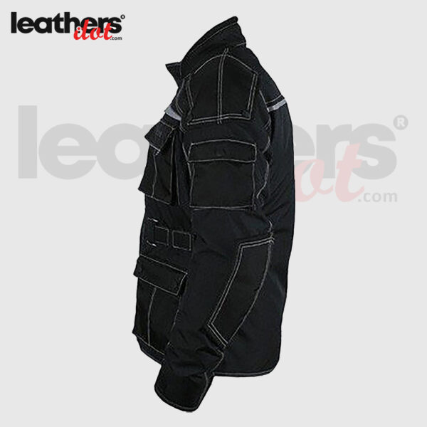 Made from Cordura Fabric and Velcro Closure on Cuffs