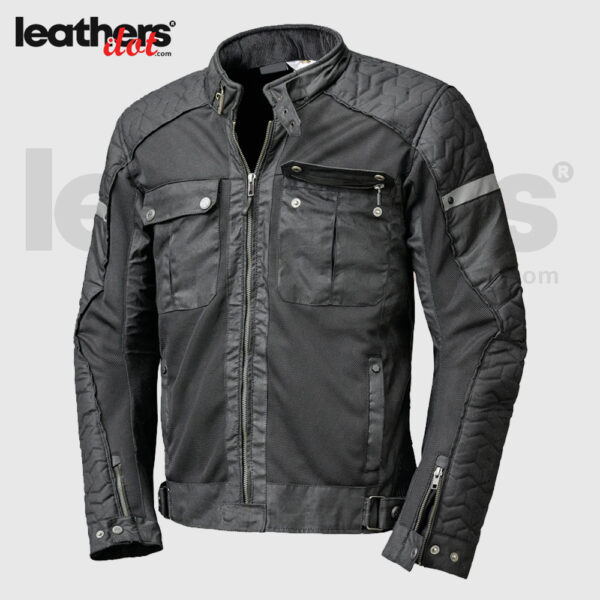 Mesh breathable Air Vent Motorbike Motorcycle Textile Riding Jacket