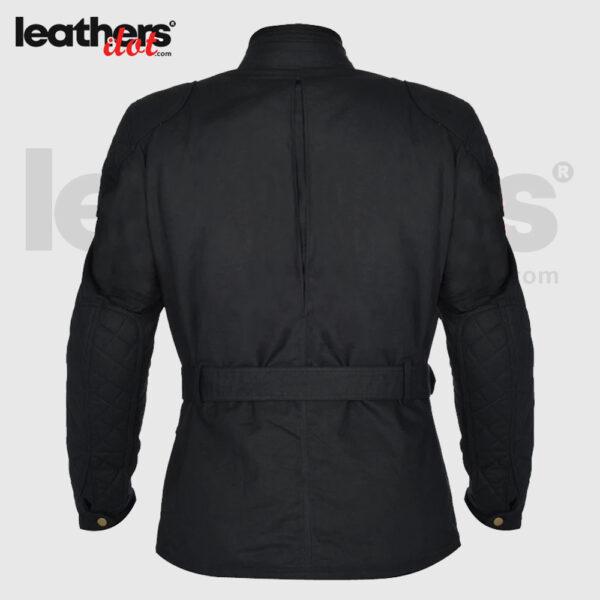 New Vintage Style Men's Oxford Bradwell Textile Jacket