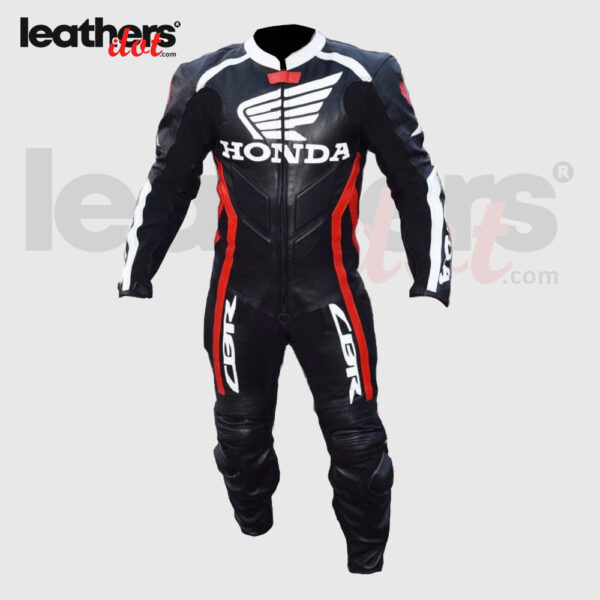 Canadian-Honda-Motorcycle-Leather-Suit