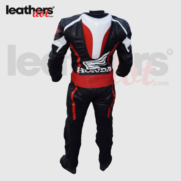 Canadian-Honda-Motorcycle-Leather-Suit-BACK