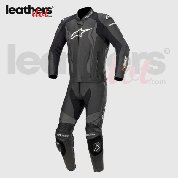 MotoGP-High-Quality-Men-Alpinestars-2-piece-Riding-Leather-suit