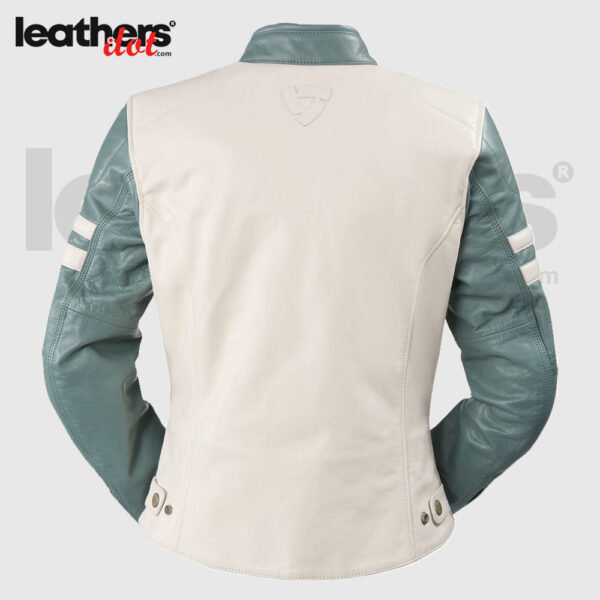 Rev'it Meridian Women Motorcycle Leather Jacket