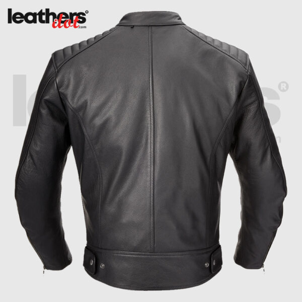 Top Rated Cafe Racer Highway-One Motorcycle Leather Jacket