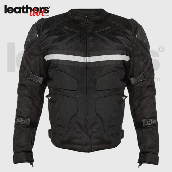 Men 100% Waterproof Tri-Tex 600 Denier Mesh Motorcycle Jacket