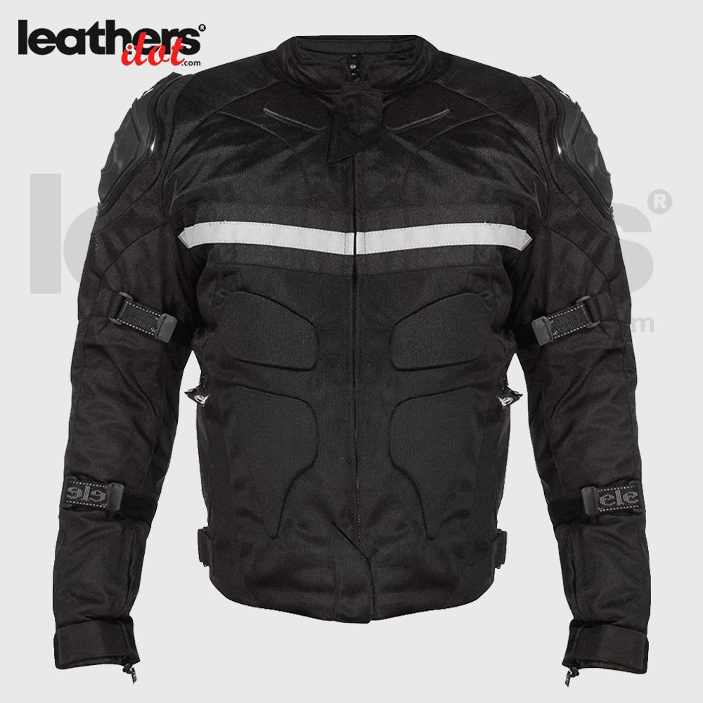 Men 100% Waterproof Tri-Tex 600 Denier Mesh Motorcycle Jacket