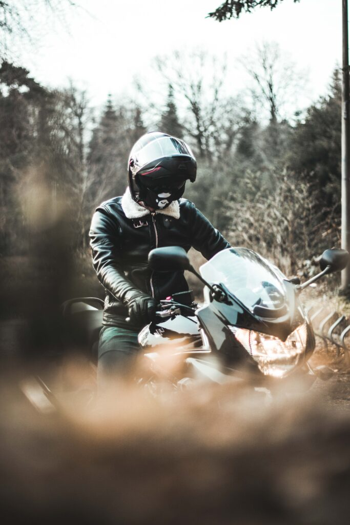 lightweight leather biker jacket-dotleathers